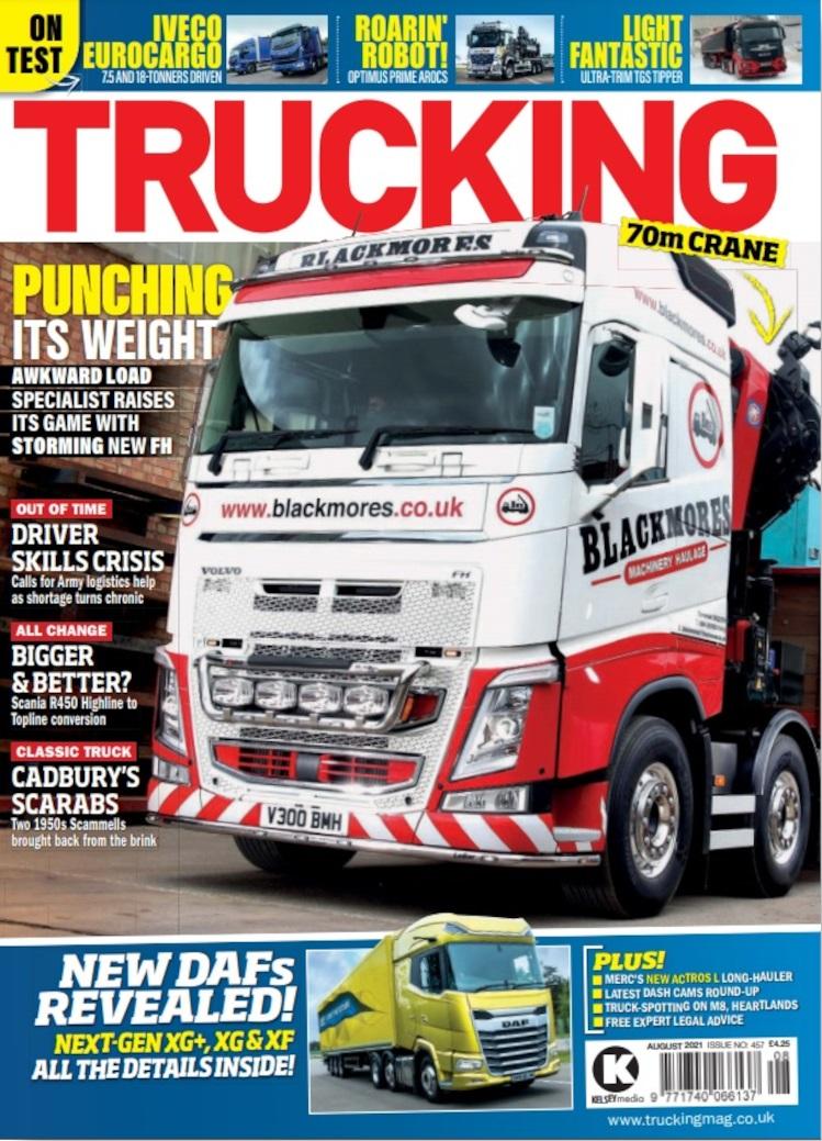 Trucking FB Sept 21